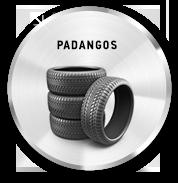 Padangos